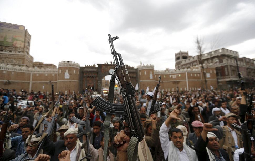 Yemeni Peace Talks Cut Off after Houthis Sign Agreement with Saleh Supporters