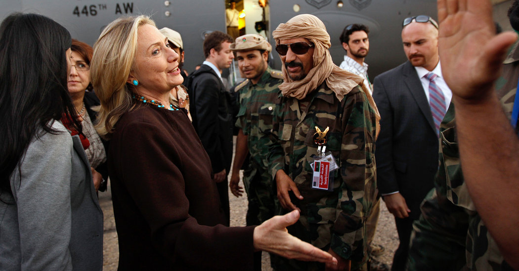 New Libya Report Raises Serious Allegations Against Hillary Clinton