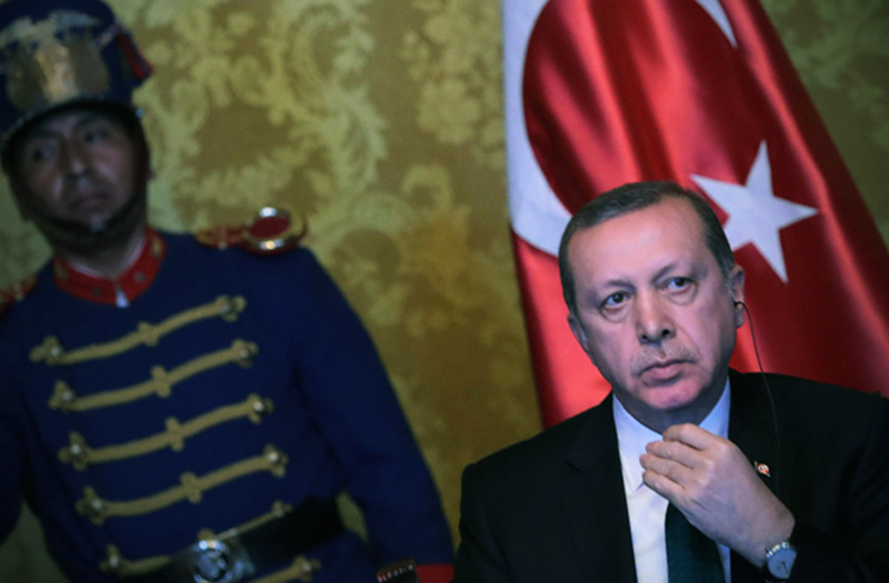 Russian Elites Apparently Rushed Into Forgiving Turkey For Destroyed Warplane