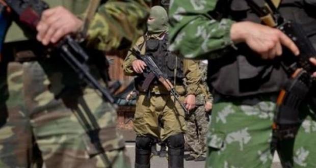 Artillery Duels Intensify in Donbass Region