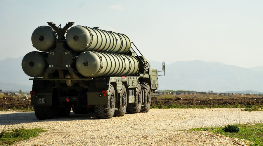 Russia's S-500 mobile air and space defense complex to be display in September