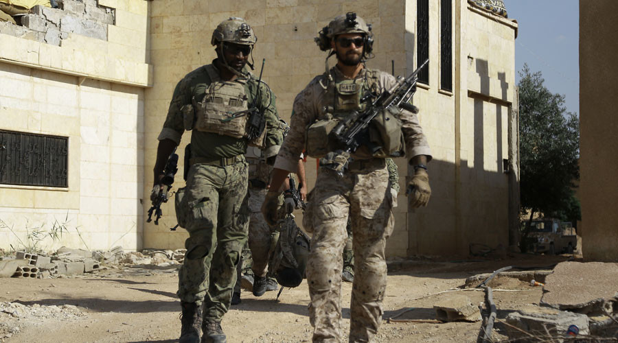 Three US Military Advisers Killed in Syria's Manbij - Reports