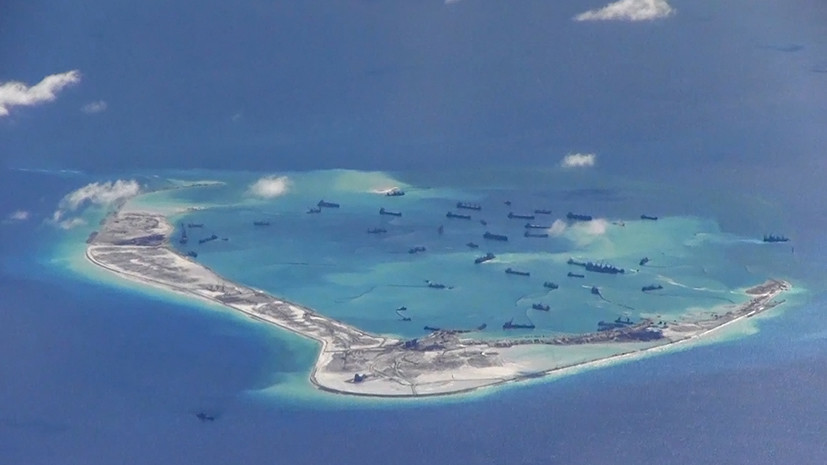 Hague Tribunal: China breaches the Philippines' sovereign rights