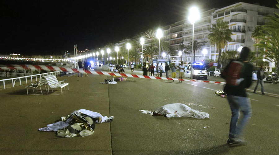 At least 84 Killed, 100 Injured in Terrorist Attack in Nice, France (GRAPHIC IMAGES)