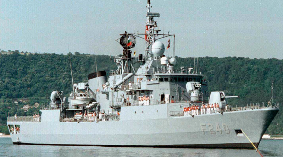 Pro-coup Military Hold Turkish Navy Head, Frigate