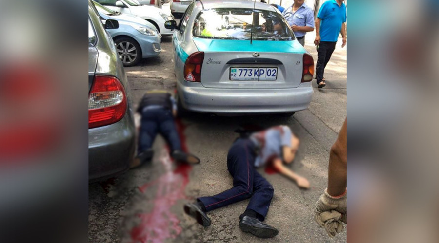3 Policemen Shot Dead and More are Injured When Alleged Religious Radical Attacks Police Station in Almaty, Kazakhstan