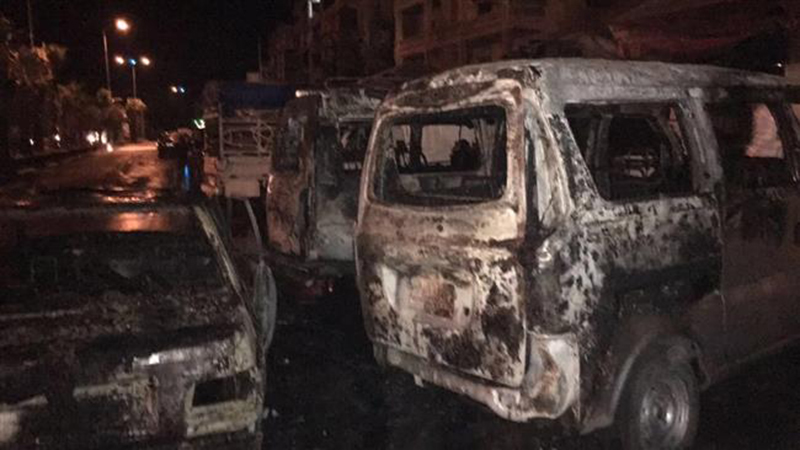 Mass Militants Shelling Killed 30, Injured 250 in Aleppo City