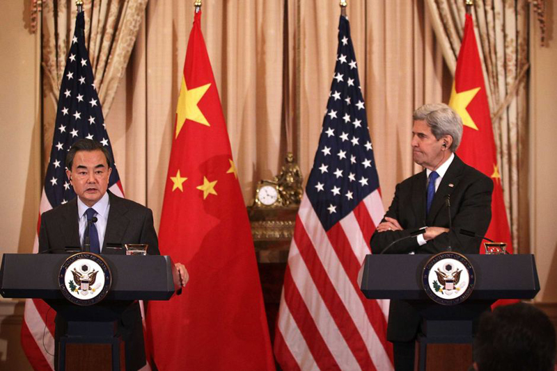 Beijing: Washington Shouldn't Harm to China's Sovereignty and Security