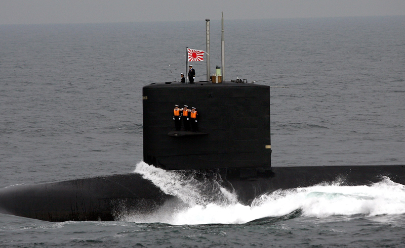 Japanese Sub Visits Ex-US Navy Base in Philippines, Despite China's Warnings