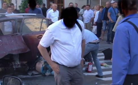 "Sheremet Murder: ""Ukraine without Poroshenko"" ?"
