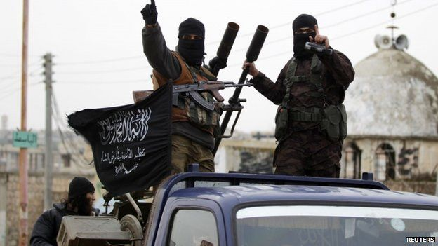 Infighting among Militant Groups Errupts in Aleppo City