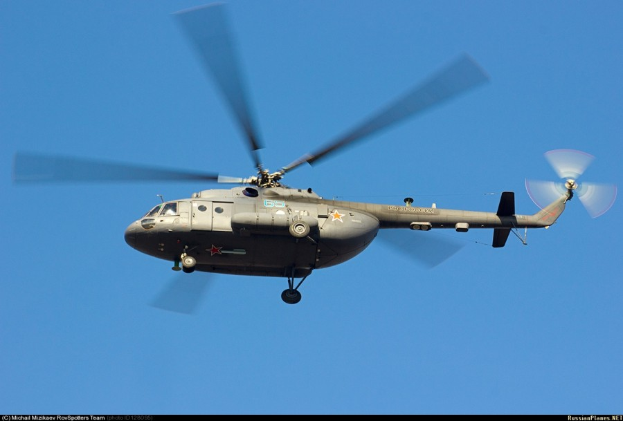 Russian Defense Ministry to Get 10 EM Warfare Helicopters with Richag-AV Active Jammer