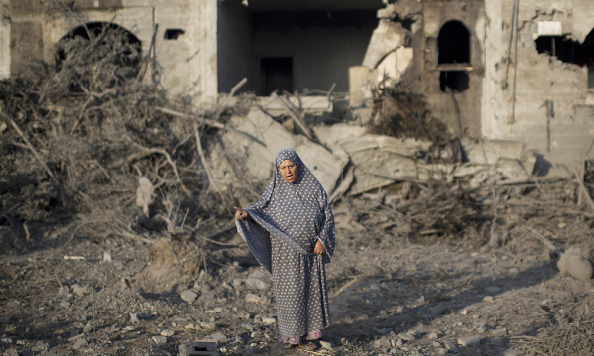 Two years after the Israeli offensive, Gaza continues with its wounds open