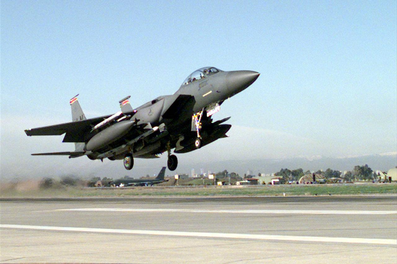 US Warplanes and Personnel Stuck In Turkey