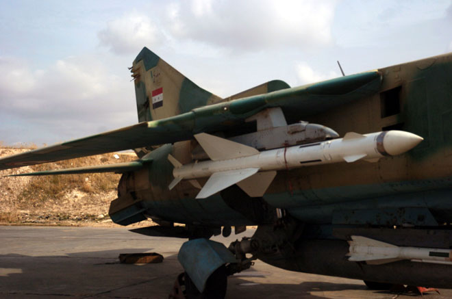 Syrian Air Forces in Reduce Number of Combat Flights due to New Militants Air Defense Systems - Reports