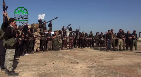 Ahrar Al-Sham admits they have no chance in Northern Aleppo