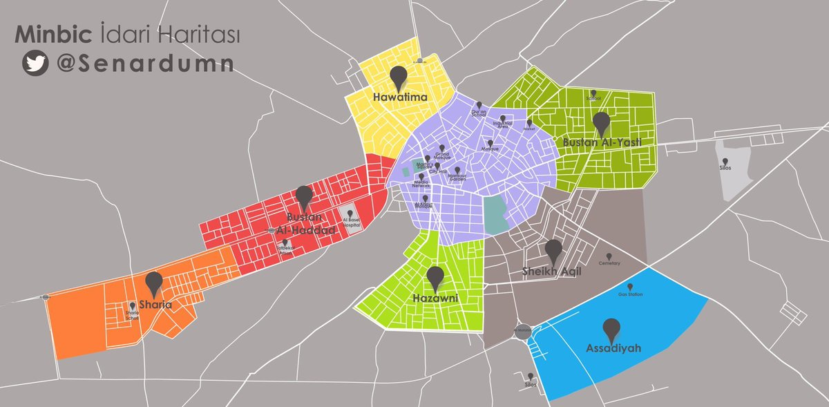 Kurdish Units Clash with ISIS in Syria's Manbij (Videos)