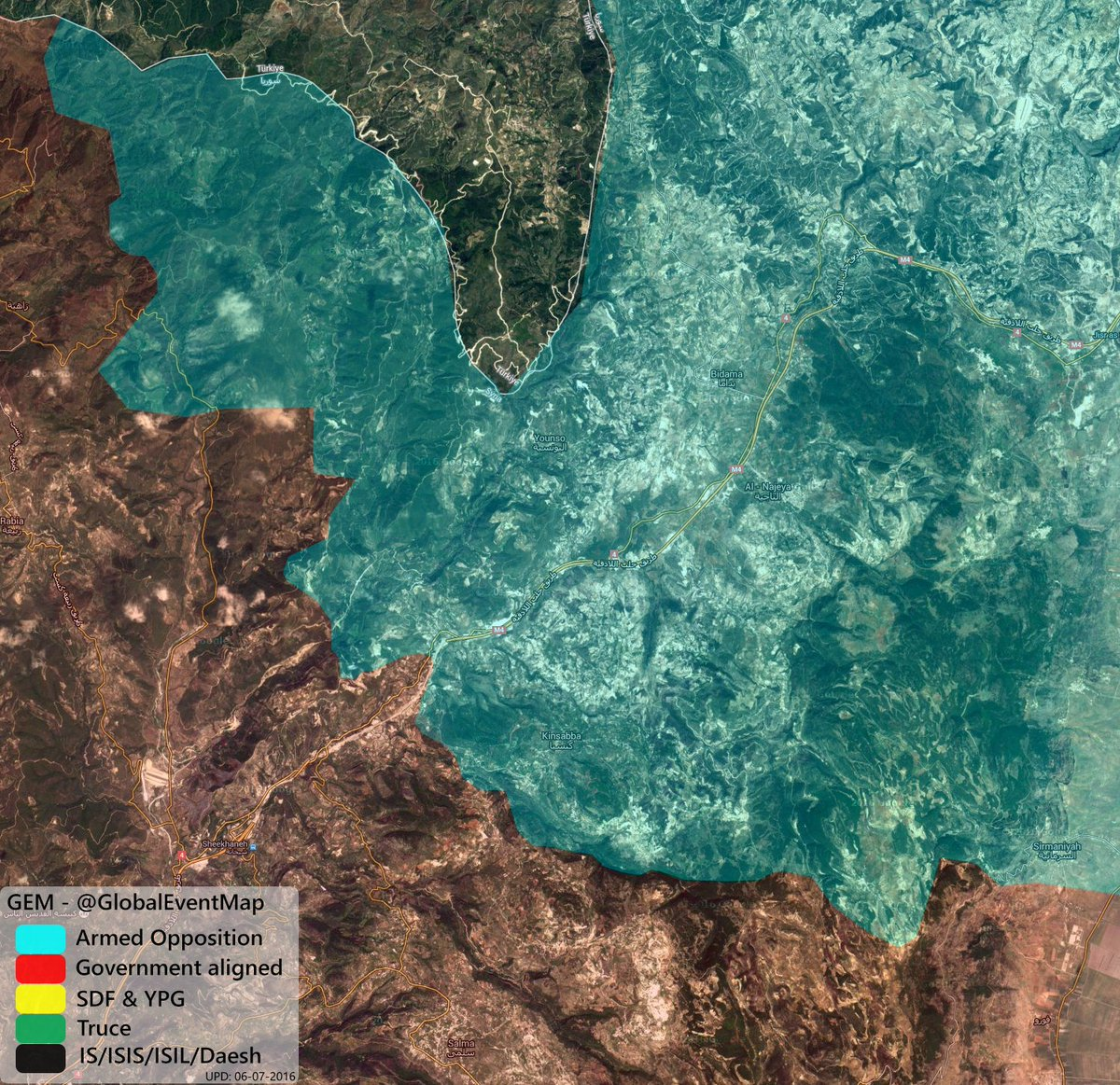 Syrian Army Repells Militants Advance, Prepares Counter Attack in Northern Latakia