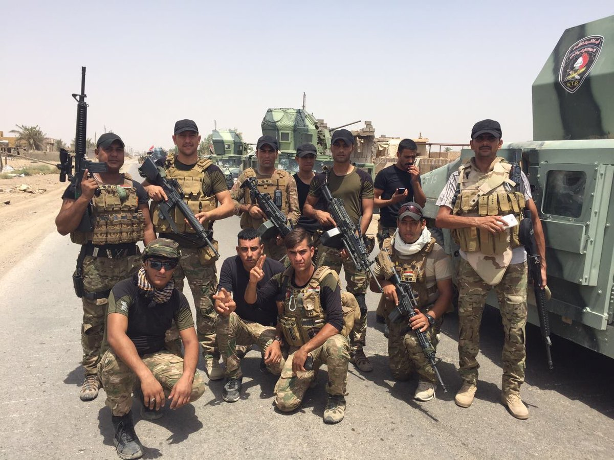 an analysis of iraqi military forces Inside the collapse of the iraqi army  personnel crippled the iraqi military's capability and widened isil  2018 war on the rocks rss feed.