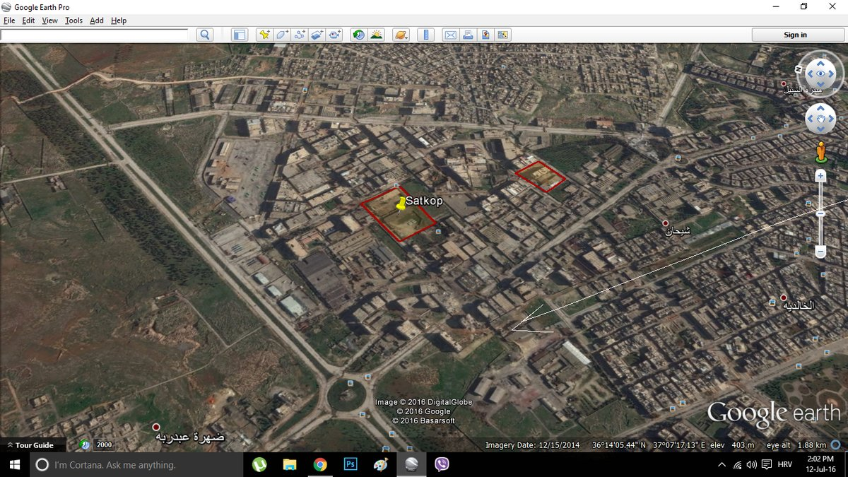 Syrian Army Advancing in Layramoun Industrial Area of Aleppo City (Video)