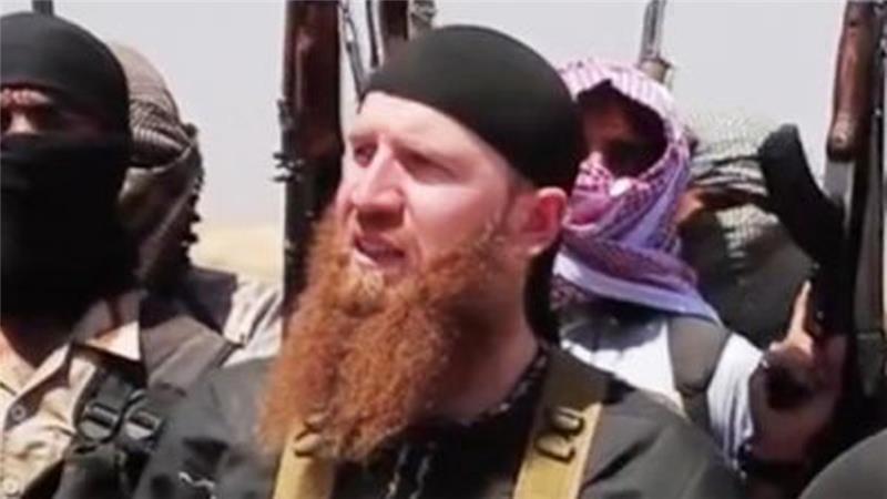 ISIS Commander Omar al-Shishani Killed in Shirqat, Iraq