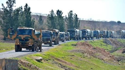 Turkish Army Withdrawing from Iraq