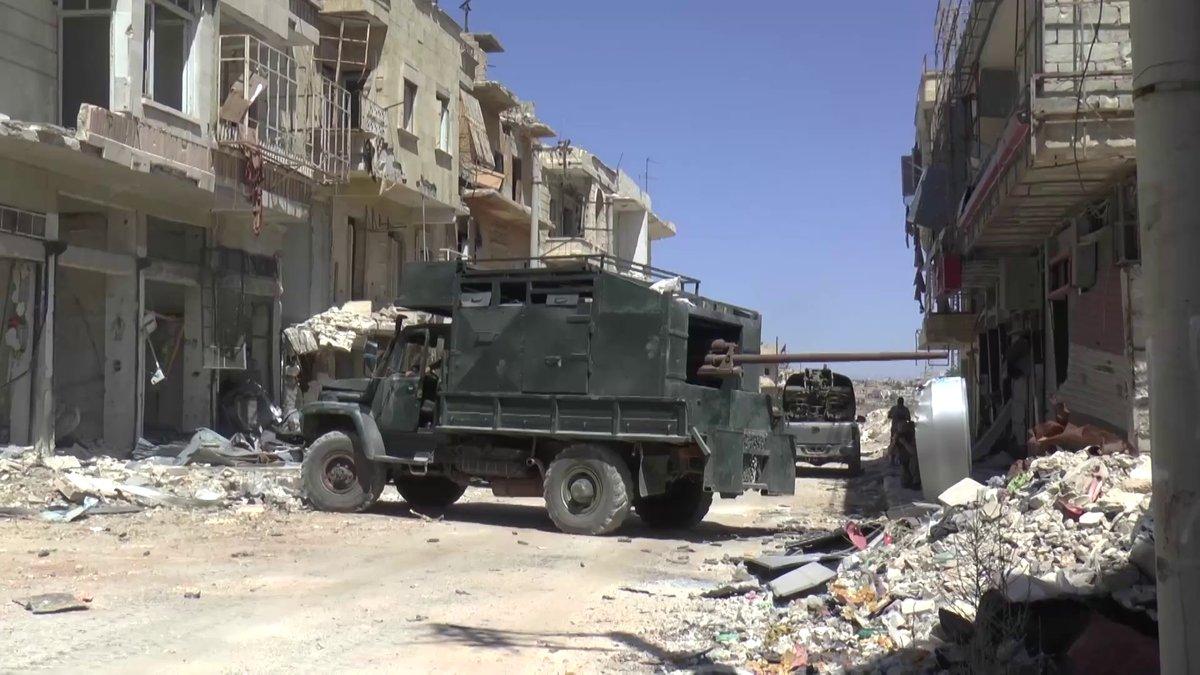 GAZ-3308 Sadko is Equipped with Legendary Anti-Tank Gun ZiS-2 in Syria