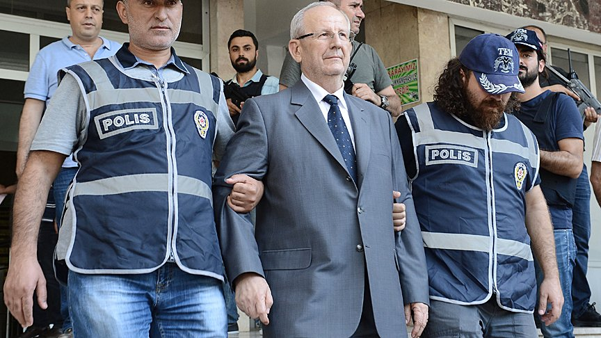 Alleged Leader of Turkish Coup Attempt Arrested