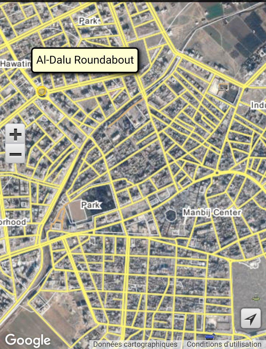 Syrian Democratic Forces Seize Banawi Neighborhood of Manbij