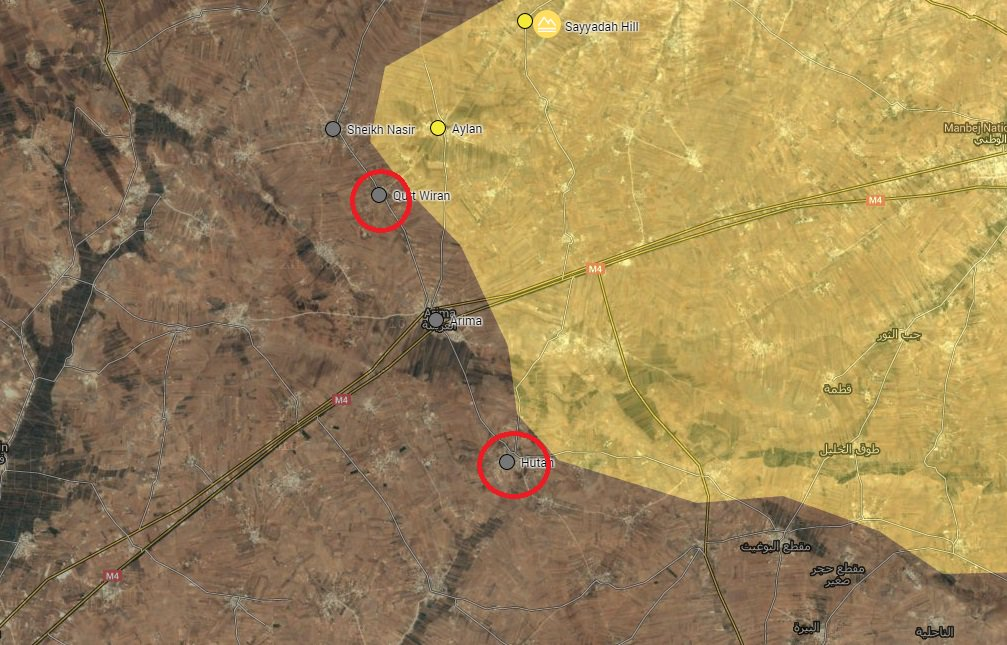 ISIS Accepts SDF Offer to Withdraw from Manbij - Unconfirmed