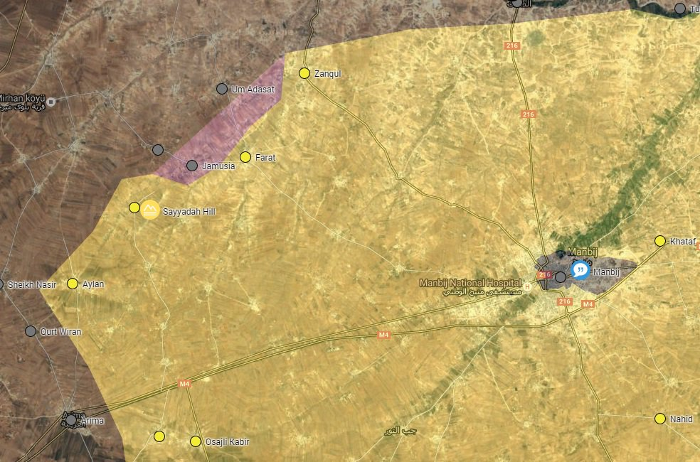 ISIS Regains 2 Villages from US-backed Syrian Democratic Forces