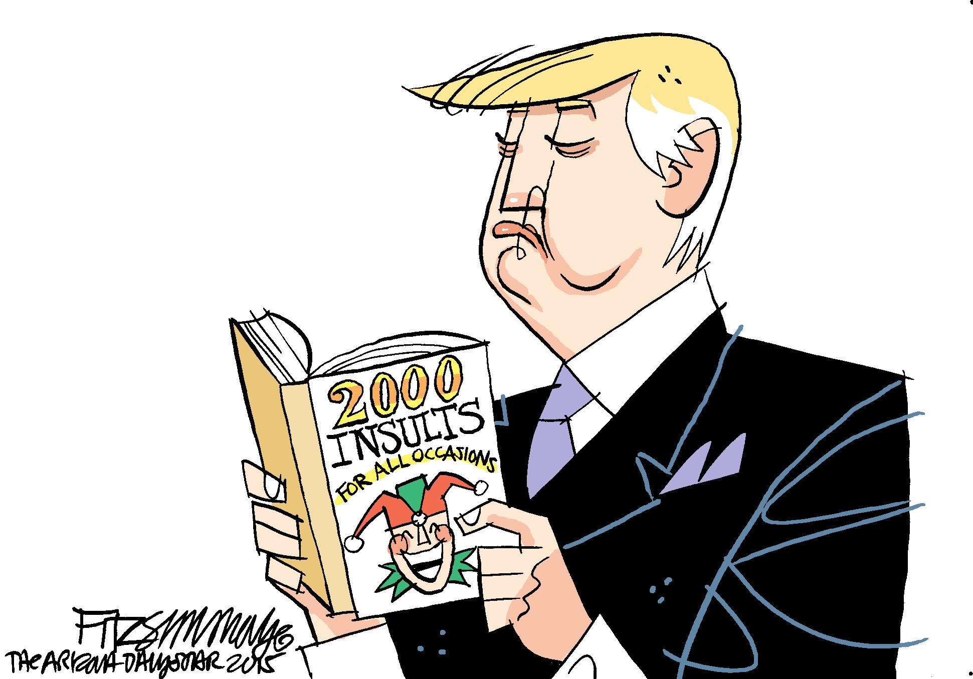 It's Trump Time