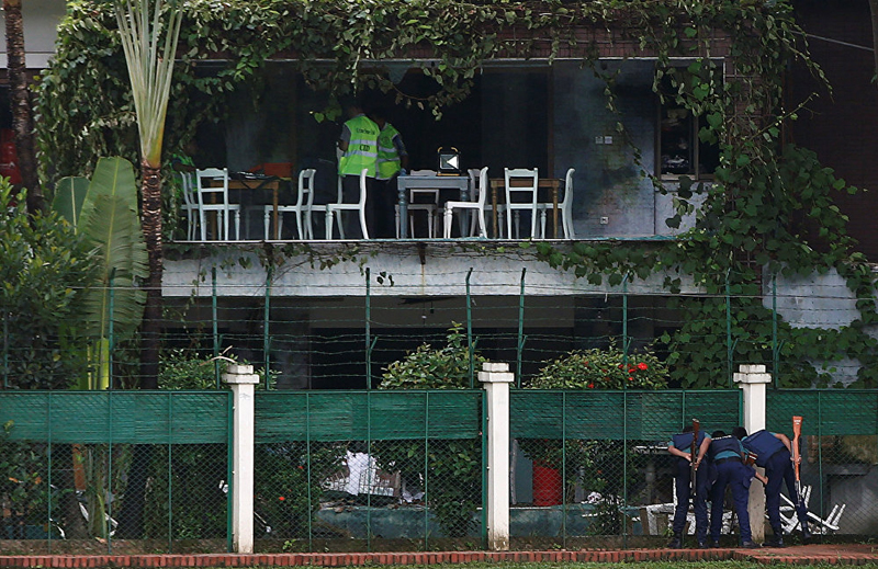 Islamic State: Dhaka Cafe Is Merely Glimpse of What's to Come