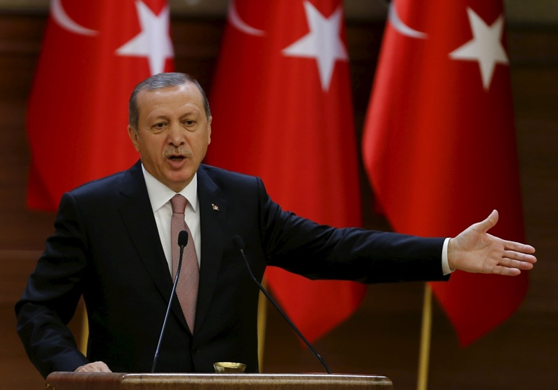 Erdogan closes 2300+ educational, medical and social institutions