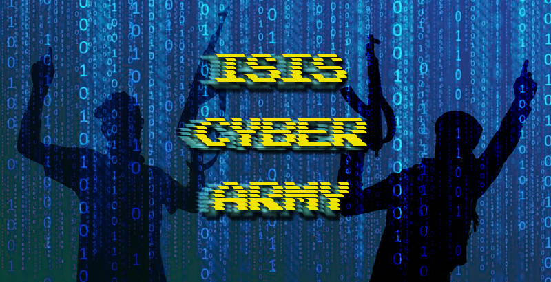 Hackers Leak Identity Of  ISIS Cyber Army Top Brass