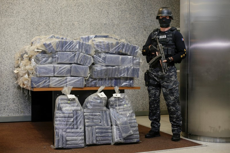 Romania Seizes Record 2.5 Tons of Colombian Cocaine Worth Over 600 Million Euros