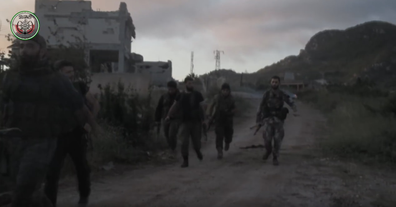 Syria: Latakia Raids of July 2016