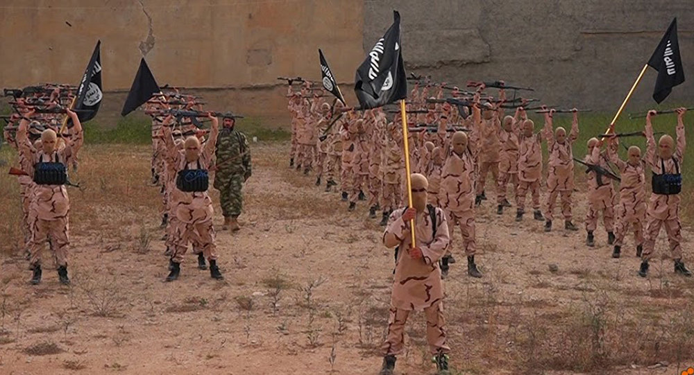 Kosovo's ISIS Camps - Creche for Young Terrorists
