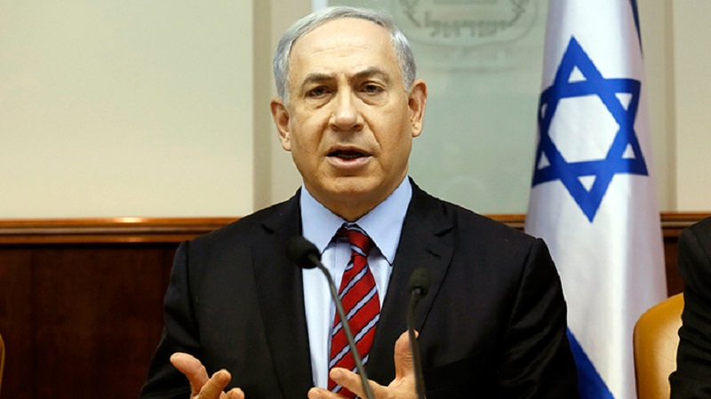 Netanyahu Warns of 'Iron Fist' 10 Years after Lebanon War
