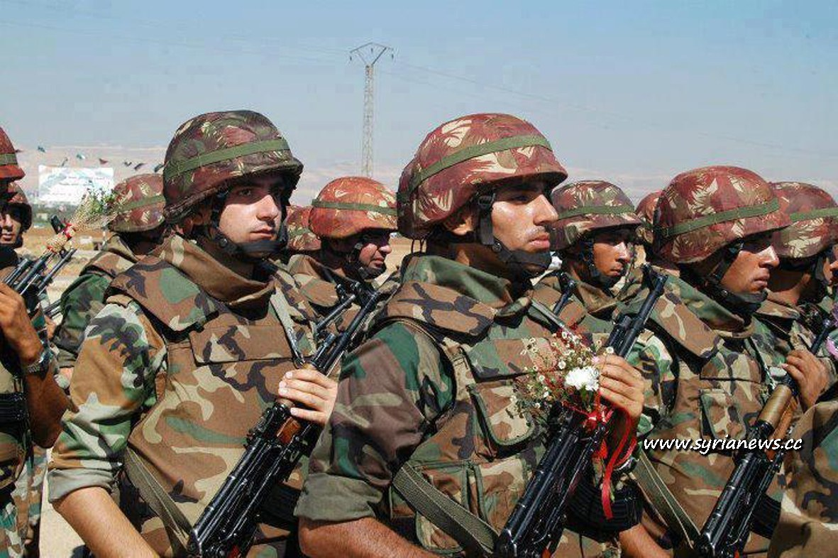 Iranian Plans to Reform Syrian Army