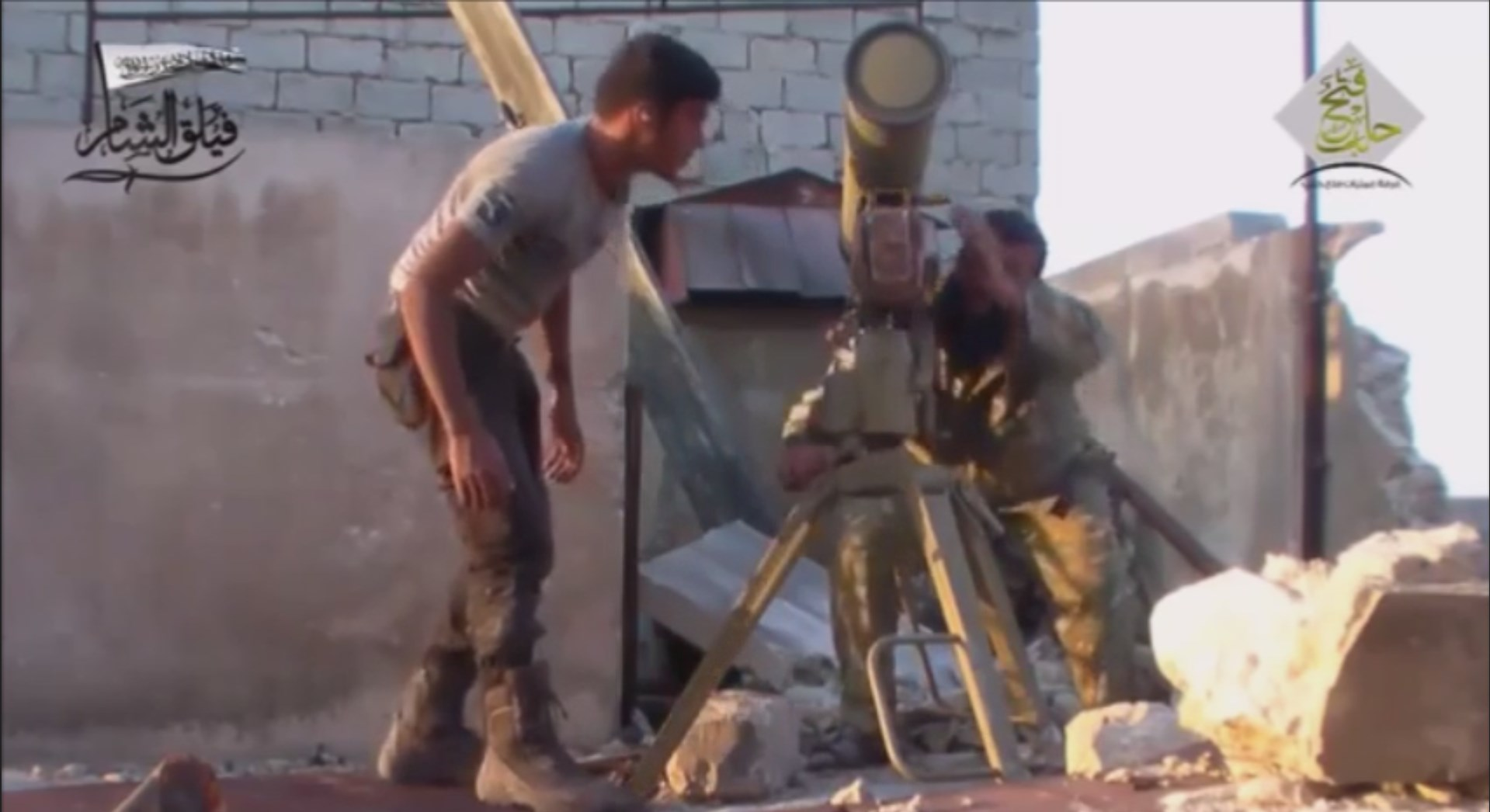 Militant Group Lost up to 300 Fighters in Clashes at Aleppo City in Last 30 Days