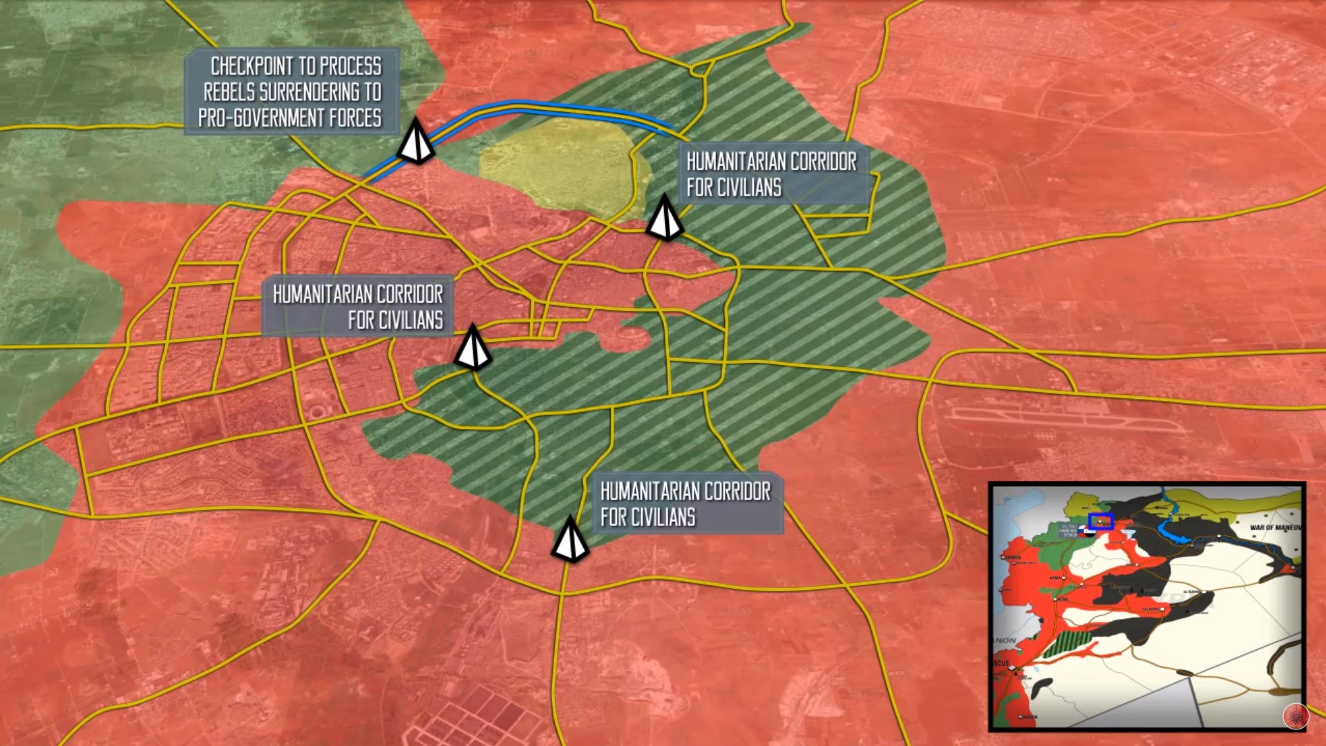 Jihadi Factions Launches Full-Scale Operation to Lift Siege from East Aleppo