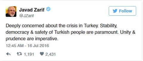 LIVE UPDATES: The Turkish Coup (Finished)