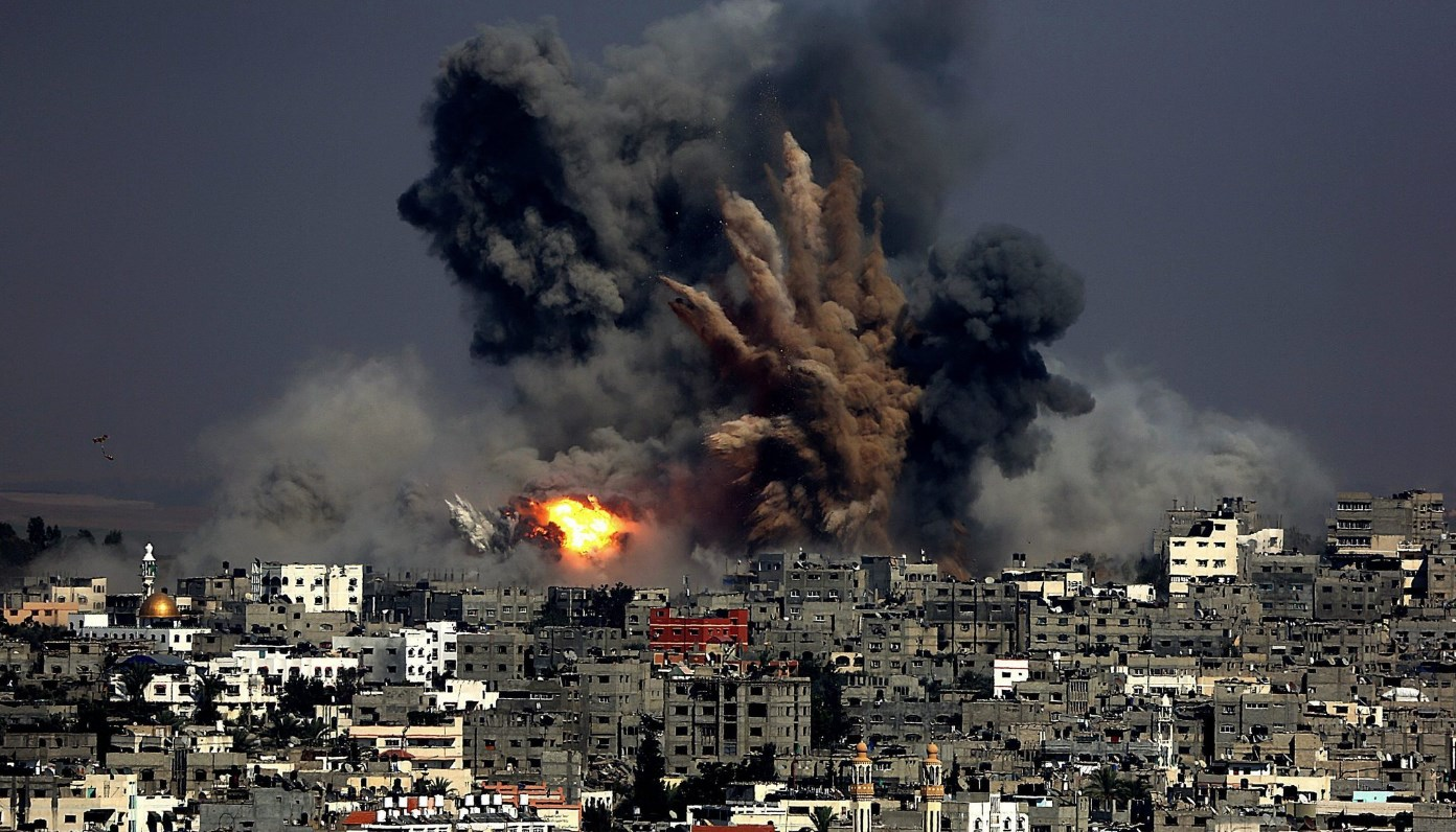 Eric Zuesse: Israel Is Ethnically Cleansing Gaza