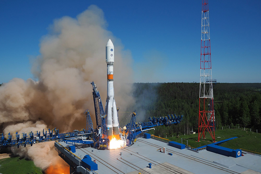 Official: Russia's Space Troops to Receive 7 Soyuz Family Missiles in 2016