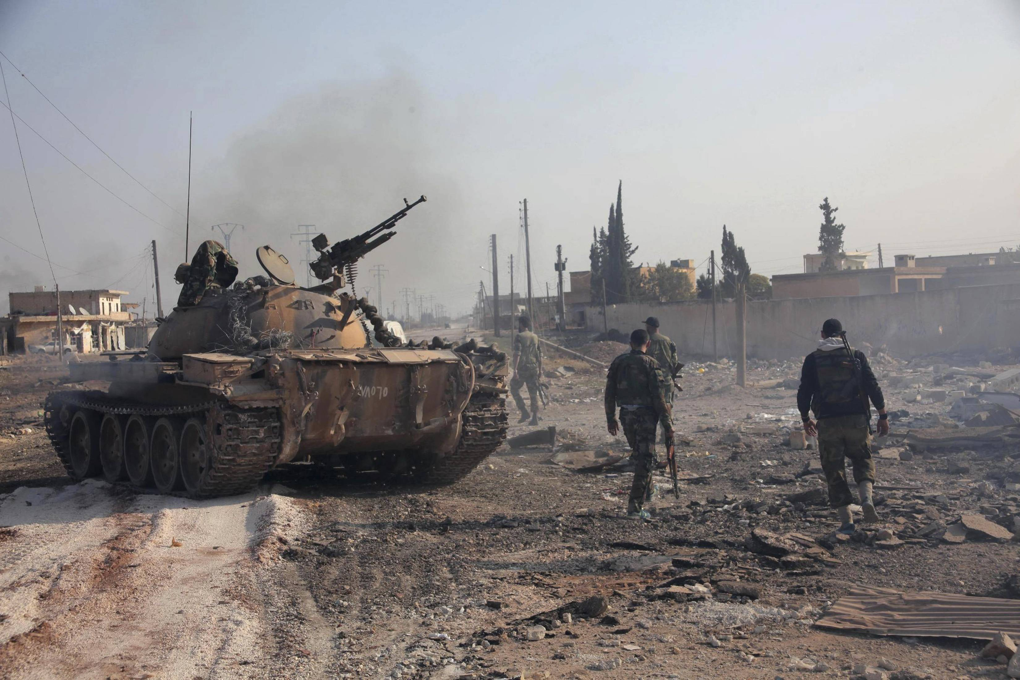 Syrian Govt Forces Ready to Launch New Offensive's Phase in Northern Aleppo