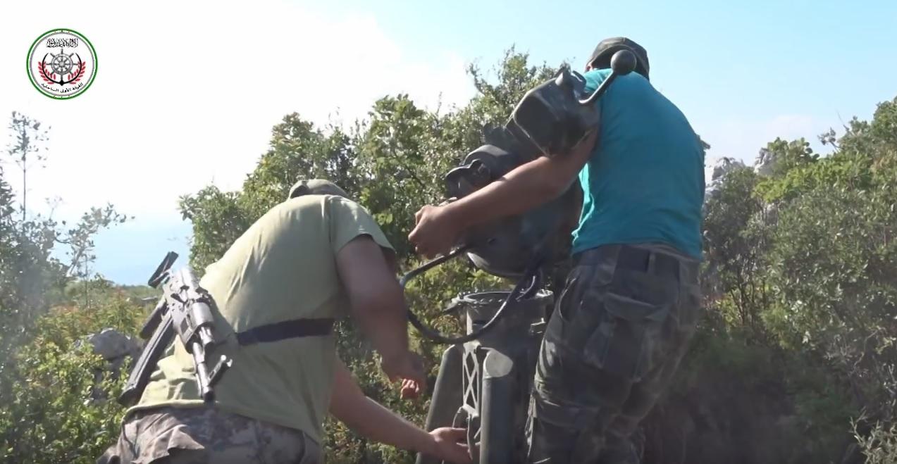 Syria: Latakia Raids of July 2016