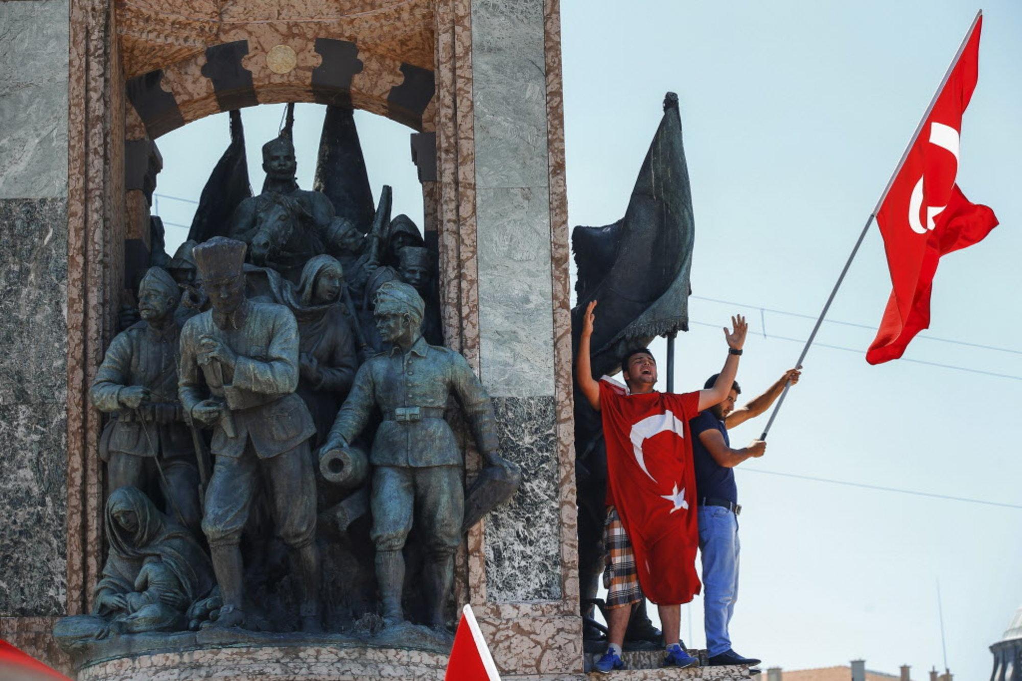 Opinion: Turkey Under Attack