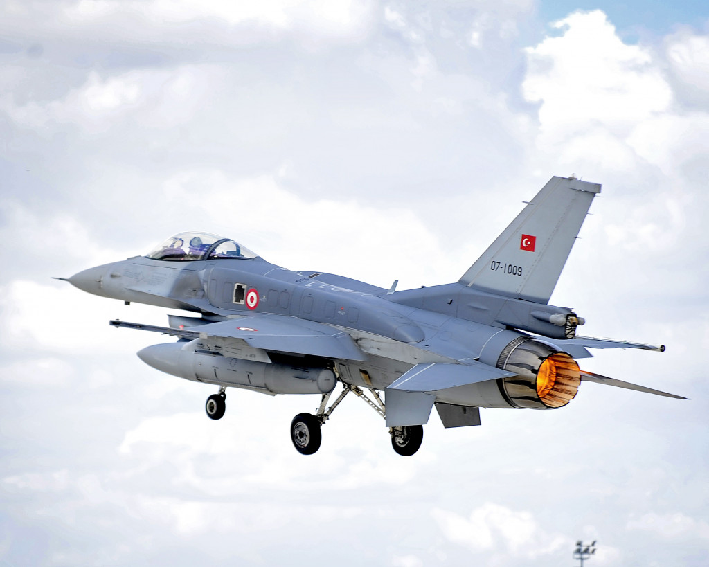 Turkish President Orders Turkish Air Flights Patrolling Country's Airspace