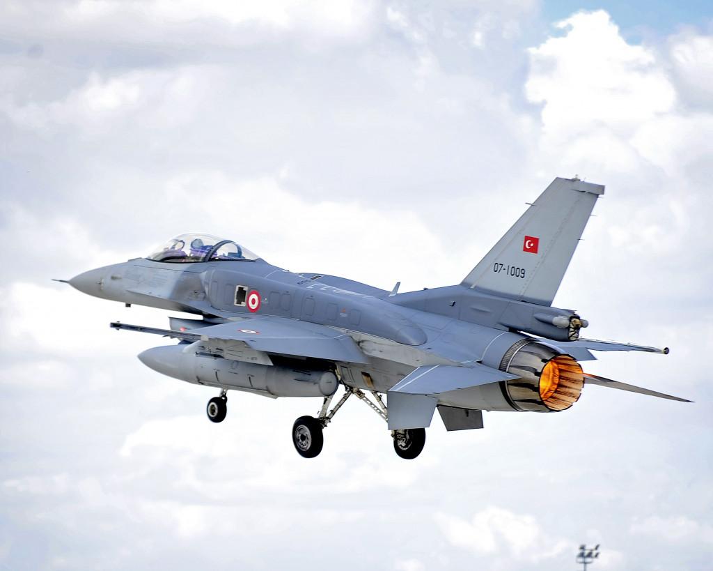 Turkish President Orders Turkish Air Flights Patrolling Country's Airspace